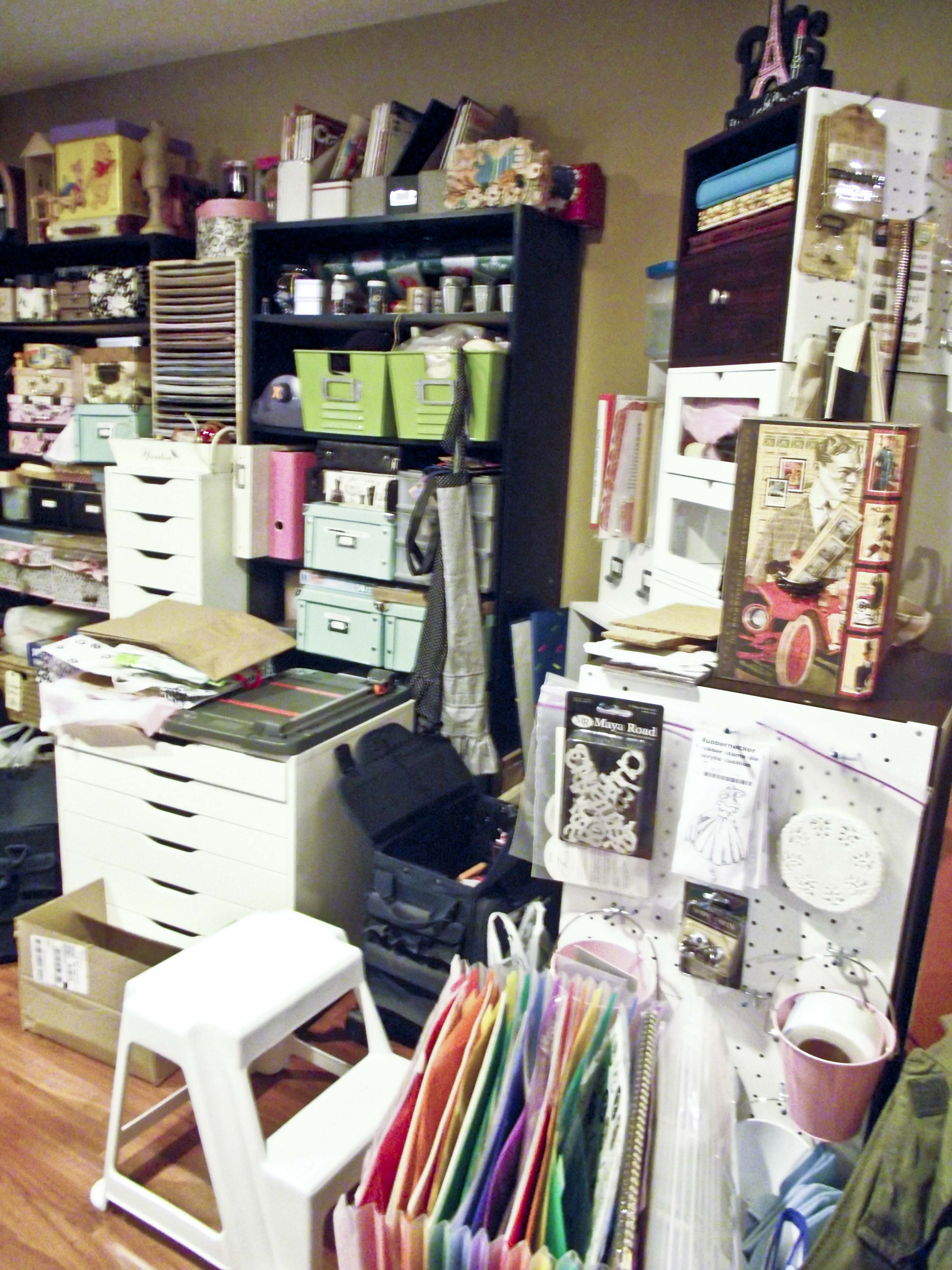 Craft Room Before1
