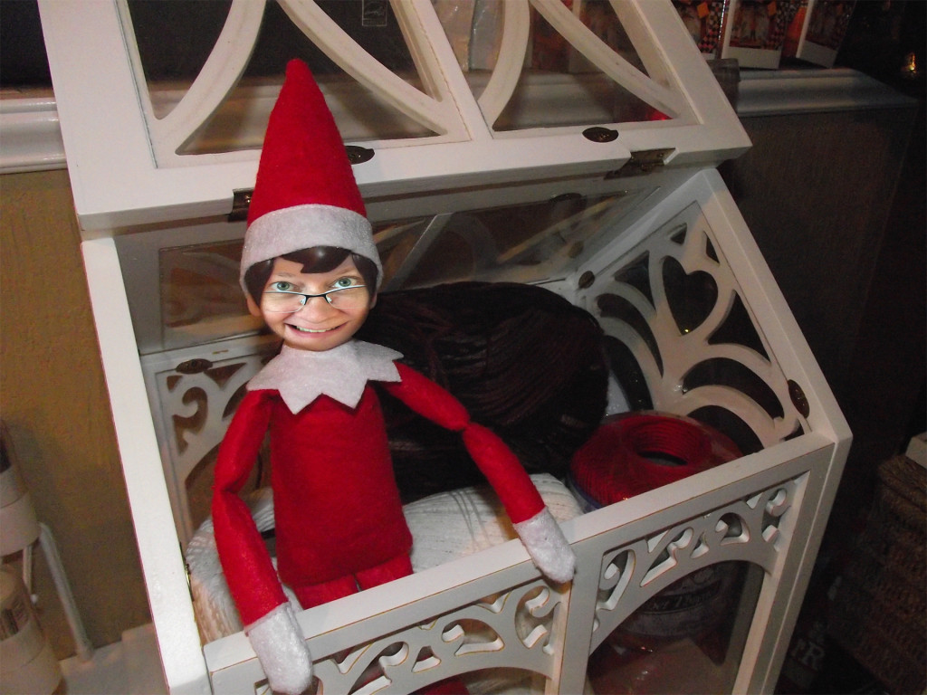 Myself On the Shelf – Day 4