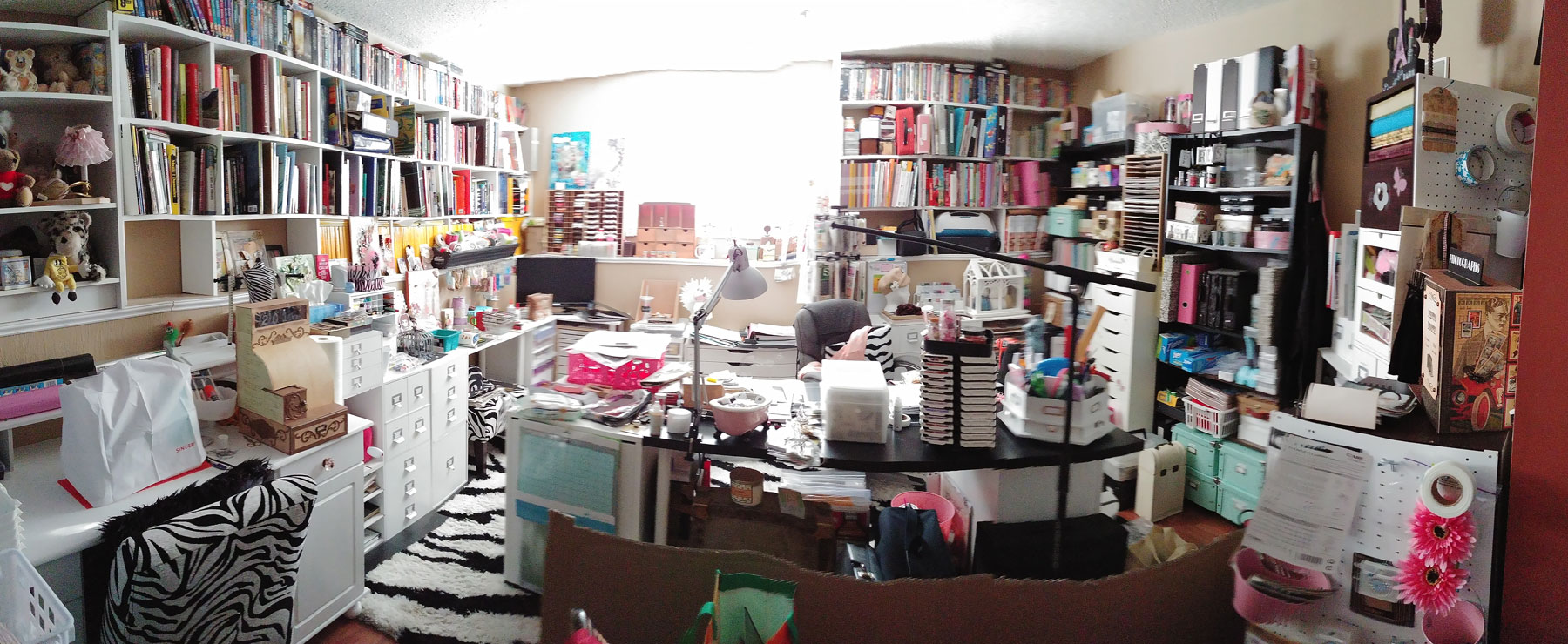 Craft Room Before 2018