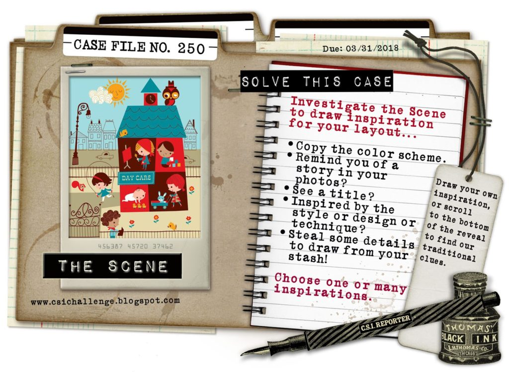 CSI Case File 250