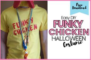 Easy DIY Funky Chicken Halloween Costume blog-post-feature