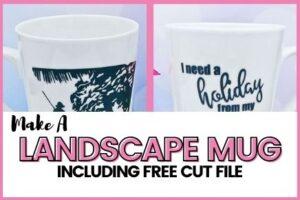 Landscape Mug Post Feature